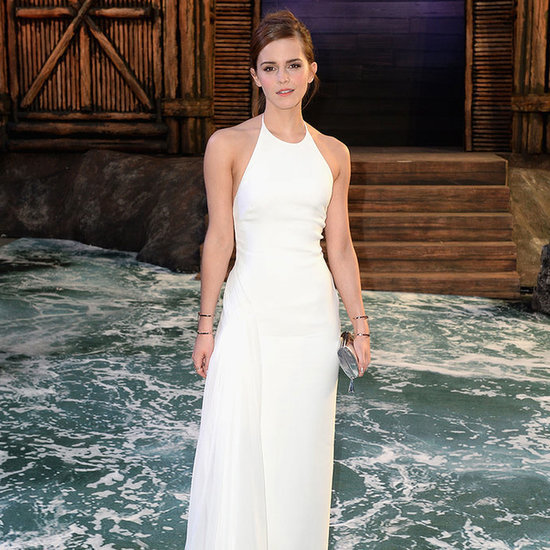 Red Carpet Dress Pictures of Emma Watson