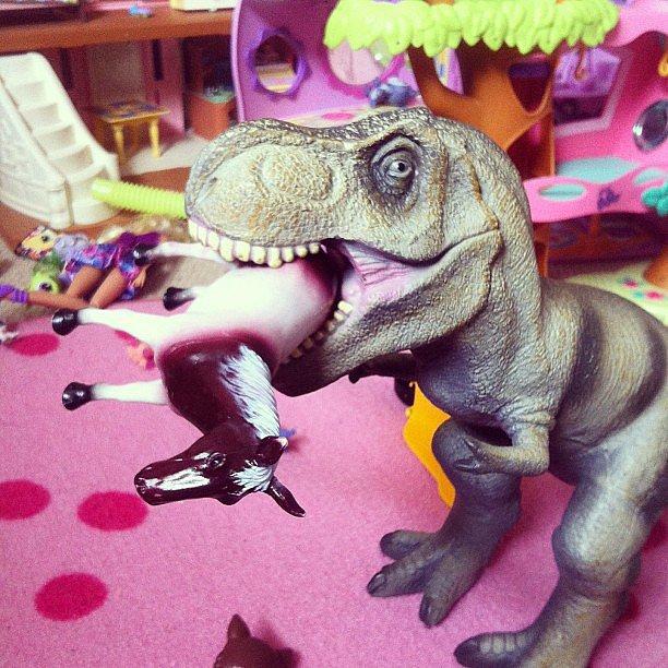 Hungry, Hungry Dinos
