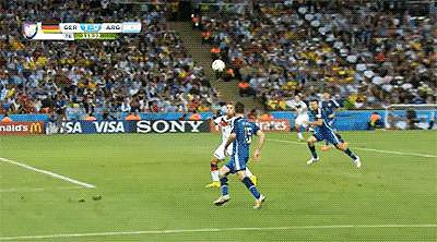 The Goal That Won the World Cup
