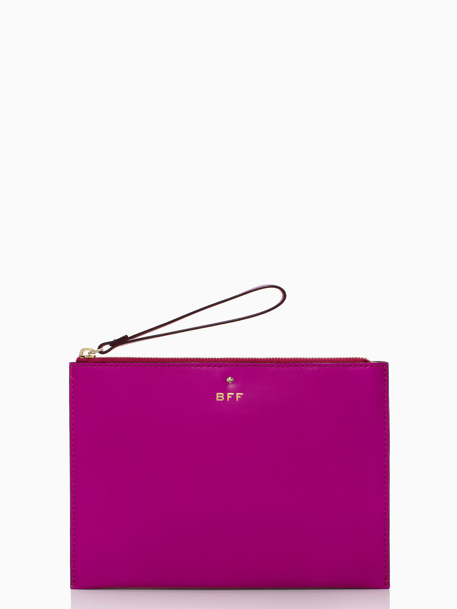 Kate Spade New York Wedding Belles Medium BFF Wristlet ($69, originally $128)