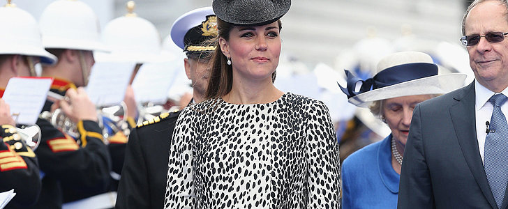 We Have a Royal Baby Due Date — and 6 Months of Kate's Maternity Style!