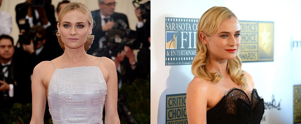 Wardrobe Watch: Diane Kruger