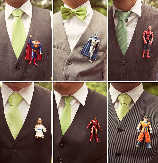 Superhero Figurines