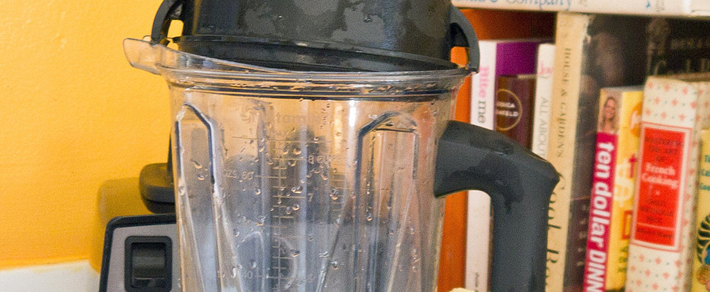 The Super Fast Way to Clean Your Blender