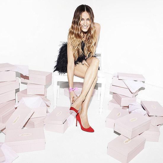 Sarah Jessica Parker SJP Shoe Collection Tour