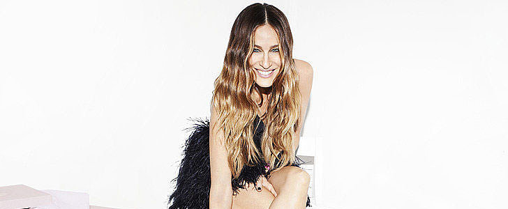 SJP Announces Her Shoe Tour in the Most Carrie Bradshaw Way Possible