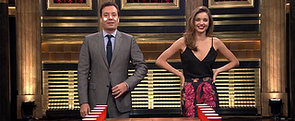 Well, We Never Thought We'd Watch Miranda Kerr Play Flip Cup