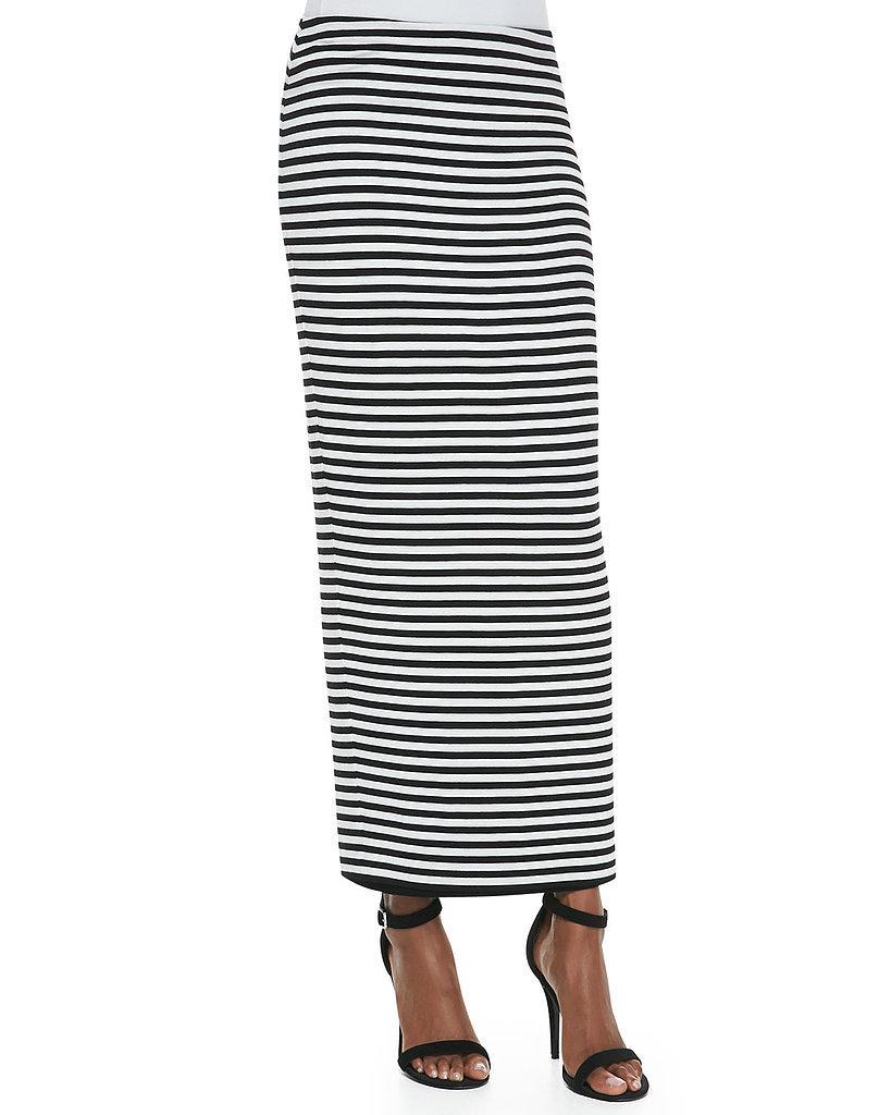 Bailey 44 Striped Maxi Skirt