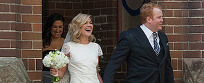 Just Married! Sarah Harris Weds Tom Ward in Sydney