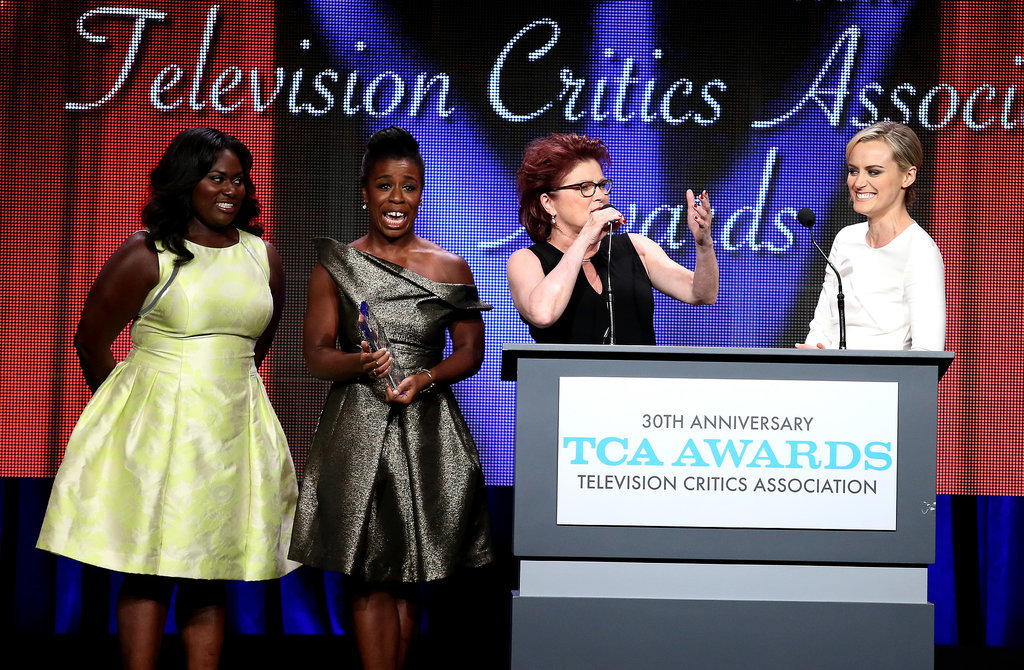 Danielle Brooks, Uzo Aduba, Kate Mulgrew, and Taylor Schilling showed us how they look when they're not filming Orange Is the New Black.