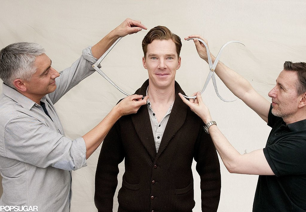 Brace Yourself For Benedict Cumberbatch in Wax