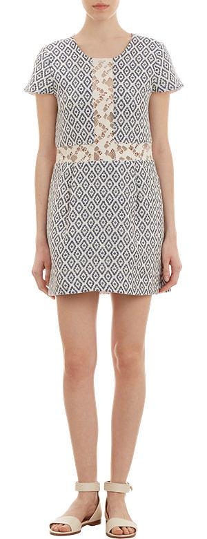 Sea Lace Dress
