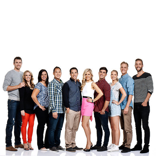 The Block Glasshouse 2014 Teams And Contestants