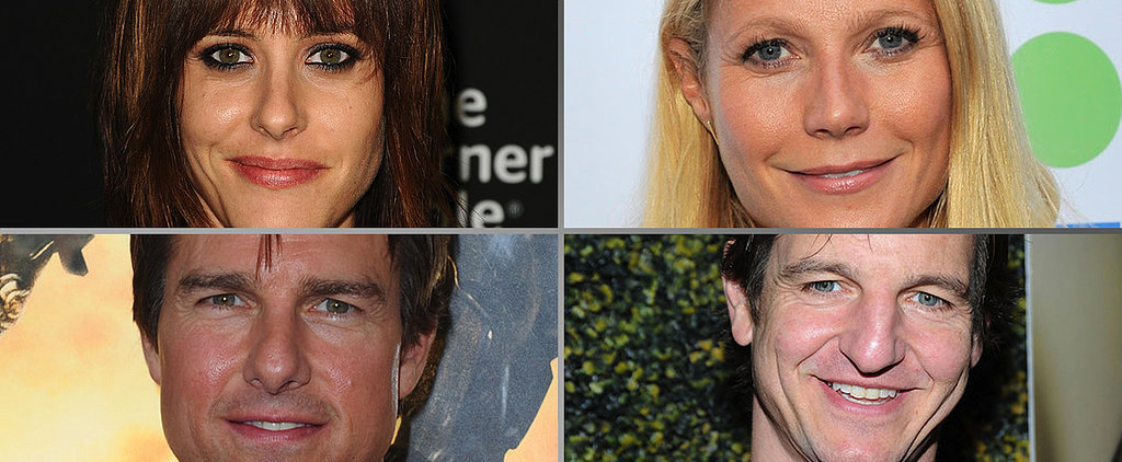 60 Seconds of Stars You Didn't Know Are Cousins