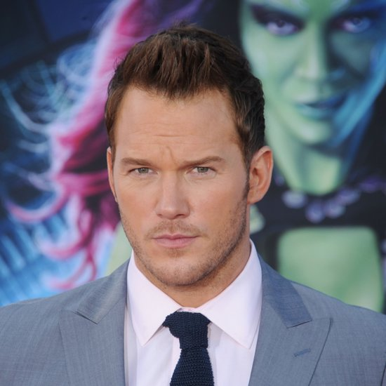 Chris Pratt Knows More About French Plaiting Than We Do