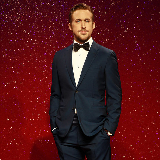 Ryan Gosling's Wax Figure