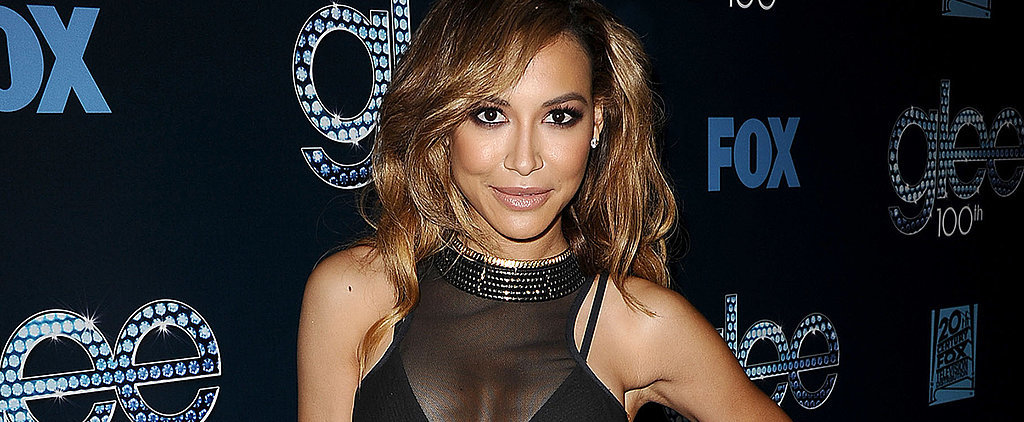 How Newlywed Naya Rivera Stays in Stellar Shape
