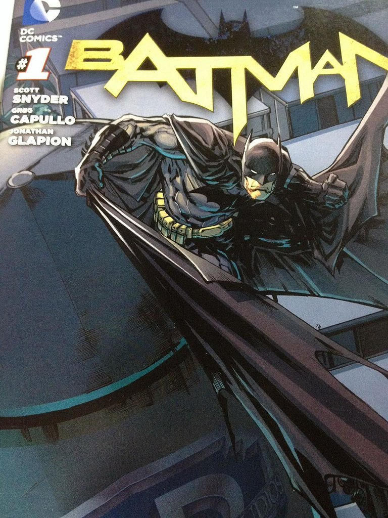 The Batman Aesthetic