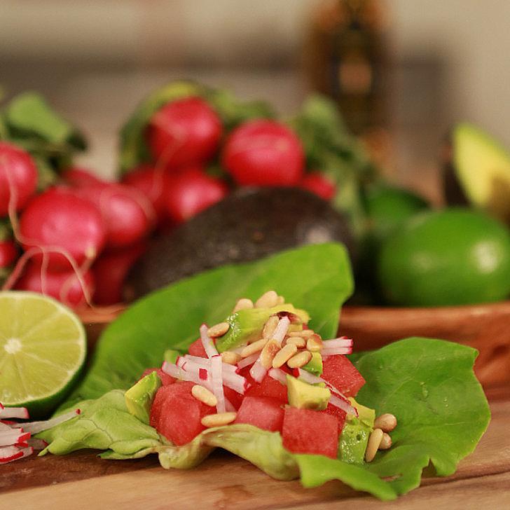 Watermelon Tacos