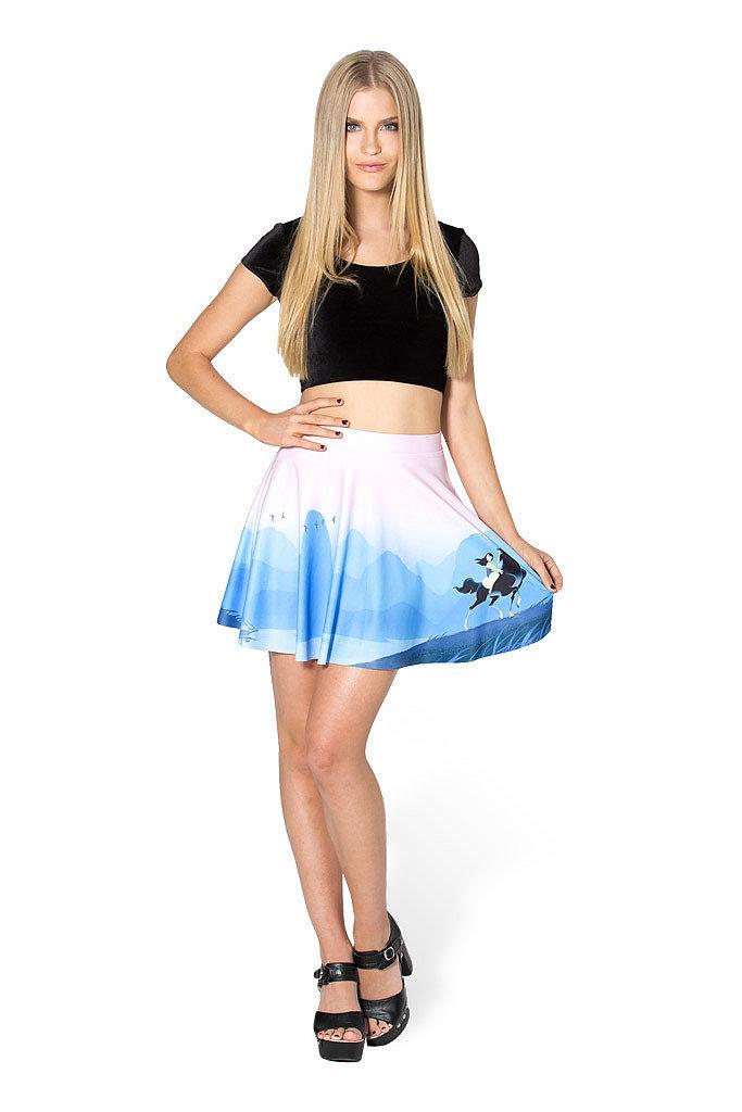 Mulan Skater Skirt ($57)