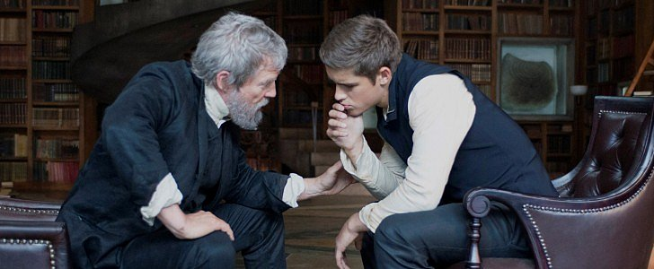 Why Jeff Bridges Didn't Want to Play the Giver in The Giver