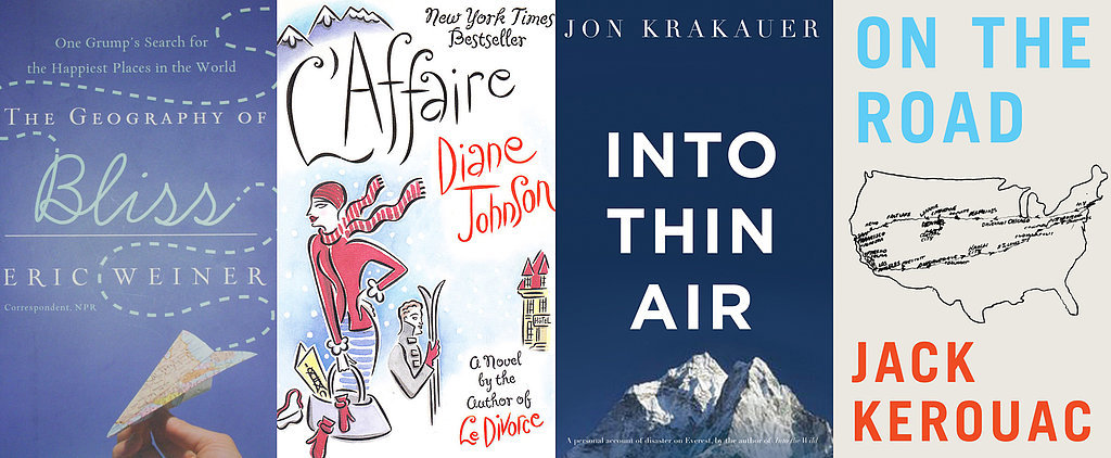 18 Books to Fuel Your Wanderlust