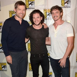 Hot Game of Thrones Actors at Comic-Con 2014 | Pictures