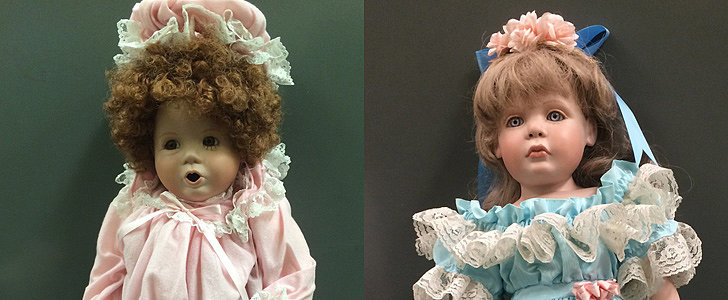 The Culprit Behind the Creepiest Doll Story of the Year Isn't Who You'd Think