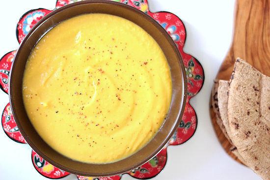 Roasted Squash Hummus