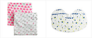 J.Crew and Aden and Anais Collaborate on Swaddle Blankets