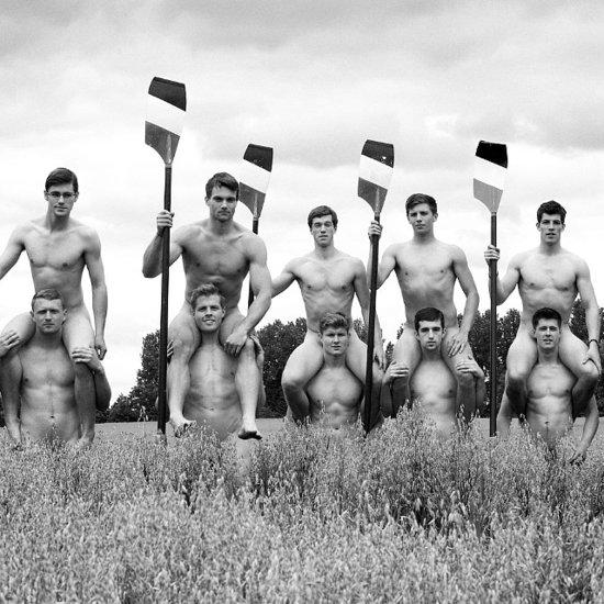 Warwick Men's Rowing Team Naked Calendar 2015