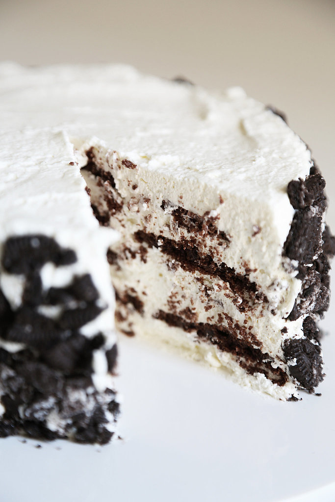 Cookies and Cream Icebox Cake
