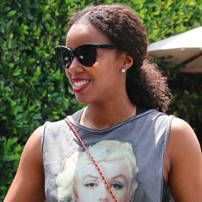 Kelly Rowland Reveals Her Baby Bump   Pictures