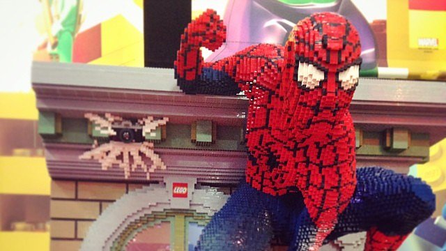 Take a Behind-the-Scenes Tour of Comic-Con!