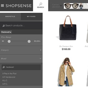Getting Started with ShopSense
