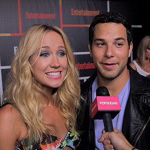 Anna Camp and Skylar Astin's Interview at Comic-Con | Video