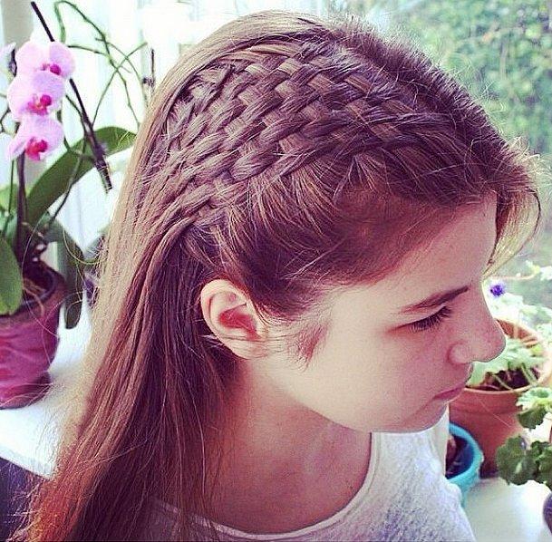 Basket-Weave Braid