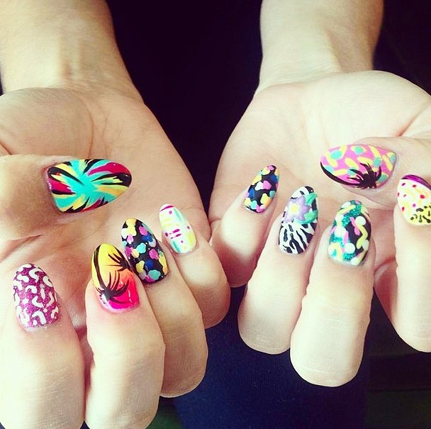 Festival Season Nail Art Ideas From Instagram | POPSUGAR Beauty