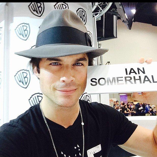 The Comic-Con Selfie