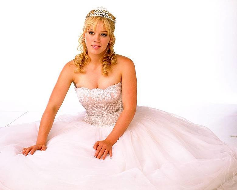 She Played a Princess in A Cinderella Story