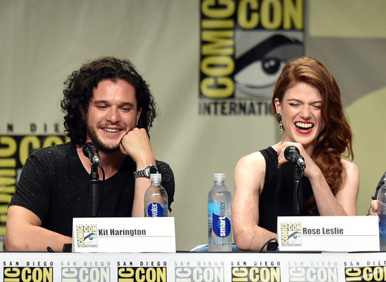 Kit Harington and Rose Leslie Are Reportedly Dating — See the Evidence!