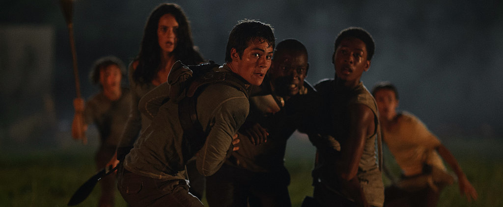 Who Dylan O'Brien and the Maze Runner Cast Want to Be Stuck in a Maze With