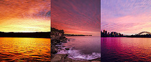 15 Breathtaking Snaps of the Sunset Everyone's Talking About Today