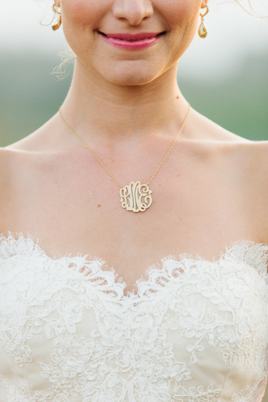 Show off your monogram