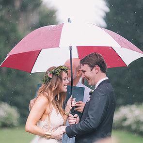 Rainy Bohemian Wedding Inspiration