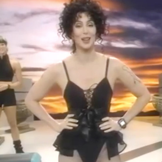 Retro Celebrity Workout Videos