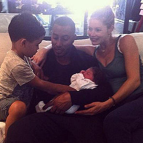 Doutzen Kroes Gives Birth Second Child Daughter Myllena Mae
