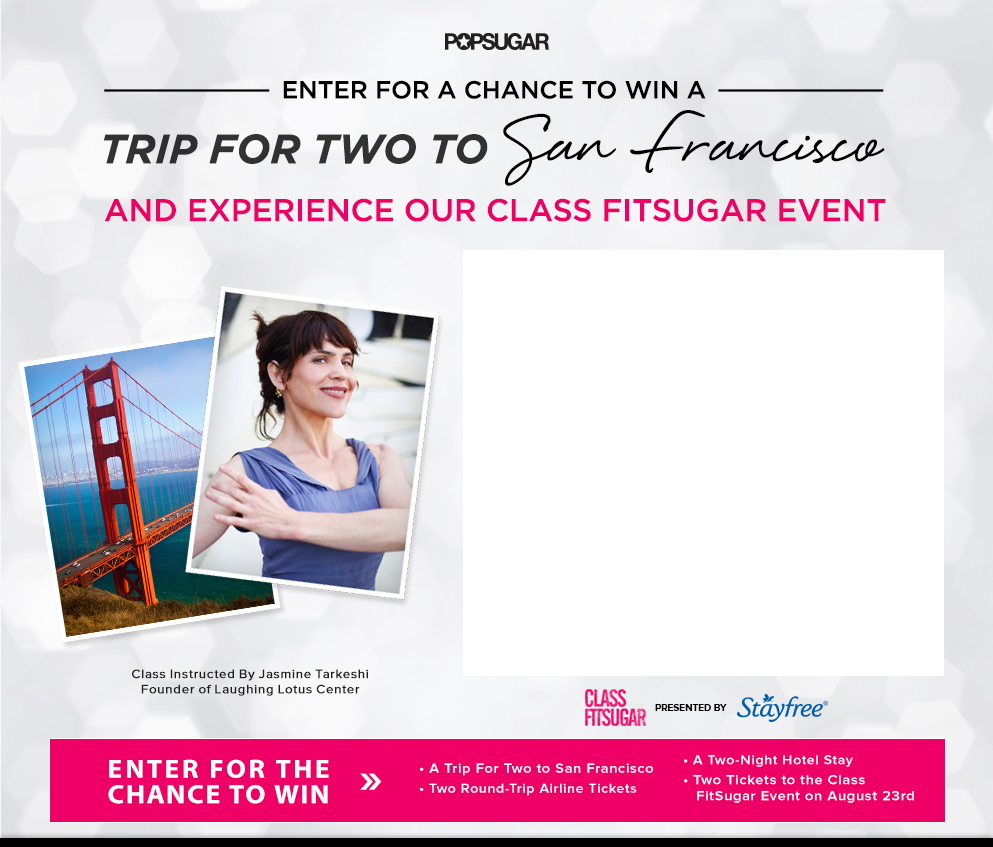 Win a Trip to San Francisco