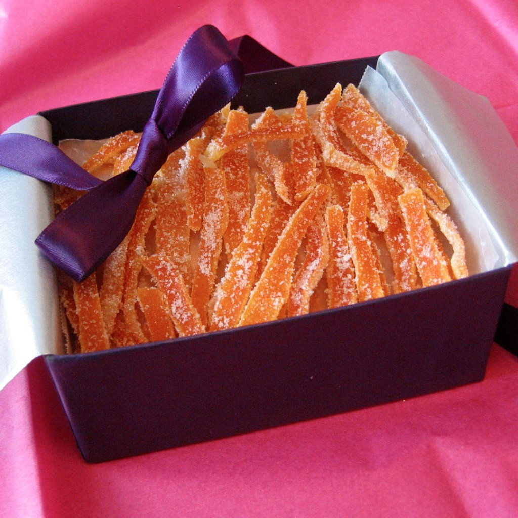 12 Days of Edible Gifts: Candied Citrus Peel | POPSUGAR Food