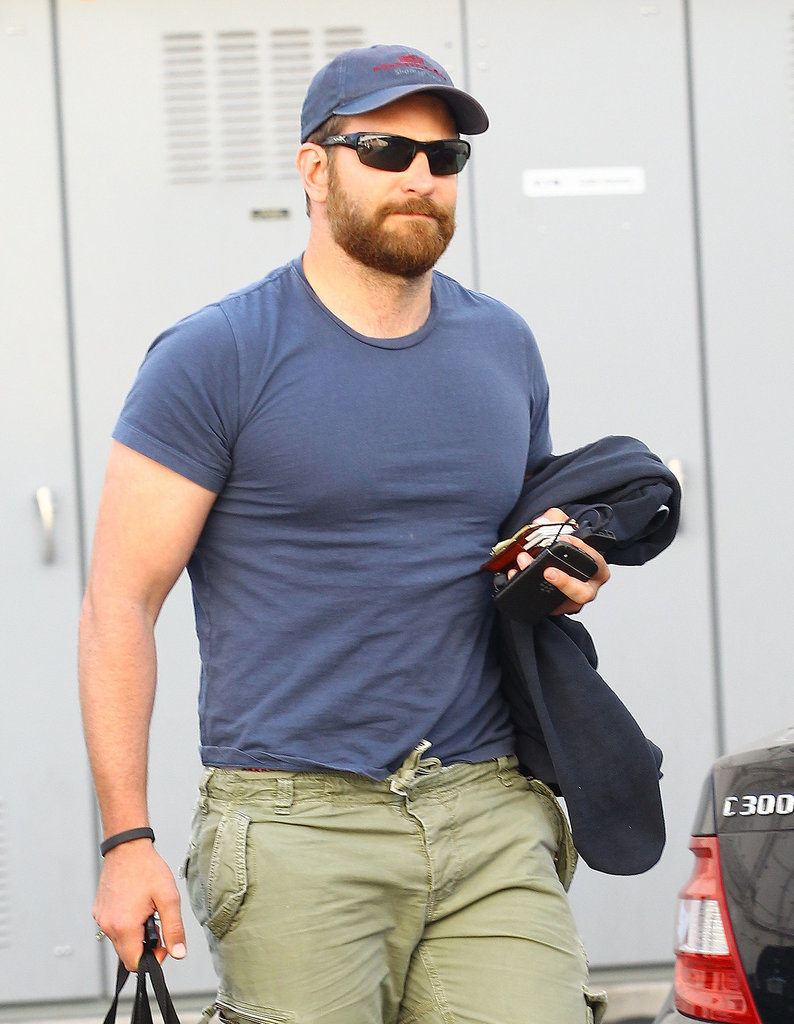 After Bradley Cooper seriously bulked up, his entire wardrobe shuddered.